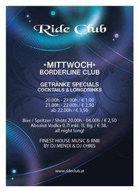 Borderline Club@Ride Club