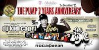 The Pump 2 YEARS ANNIVERSARY