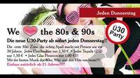 Ladies Night & Ü30-Party@A-Danceclub