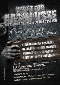 Die Nacht der Krampusse - Mega Krampusdisco@Festzelt Sportplatz