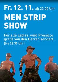 Men Strip Show