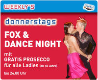 Fox & Dance Night@Crazy