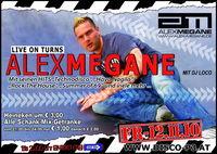 Alex Megane live@Disco P3