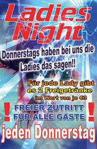 Ladies Night@Discostadl Hühnerstall