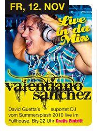 Valentiano Sanchez@Fullhouse