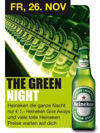 The Green Night@Fullhouse