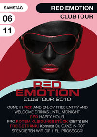 Red Emotion@Empire