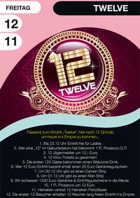 Twelve@Empire
