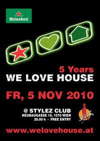 We lovve house