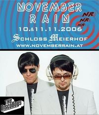 November Rain - DJ-Showdown@Schloß Meierhof