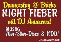 Night Fieber@Bricks - lazy dancebar
