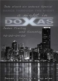 A night in DoXas@Doxas
