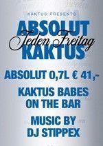 Absolut Kaktus@Kaktus Bar