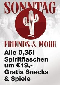 Friends & More@Kaktus Bar