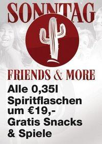 Friends & More@Kaktus Bar