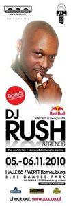 DJ Rush - The biggest Werft Clubbing ever!@WERFT Halle 55