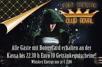 Club Royal@Lava Lounge Linz
