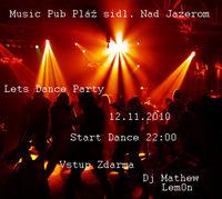 Lets Dance Party