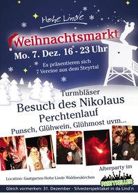 Hohe Linde Weihnachtsmarkt@Gasthaus Hohe Linde