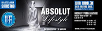 Absolut Lifestyle@Fifty Fifty Krems