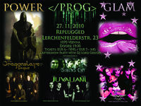 Prog, Power & Glam 2010@Replugged