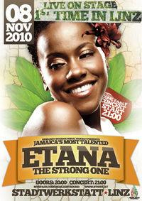 Etana (JAM) live!