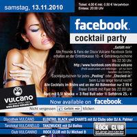 Facebook Cocktailparty@Vulcano