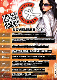 Polemic Tour 2010