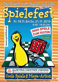 26. Österreichisches Spielefest@Austria Center Vienna