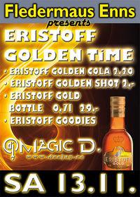 Eristoff Golden time