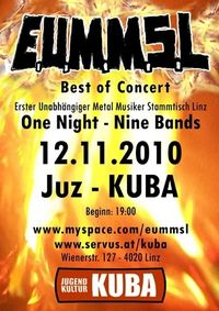 Metal @ KUBA: Best Of E.U.M.M.S.L