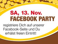 Facebook Party@Partymaus Freistadt