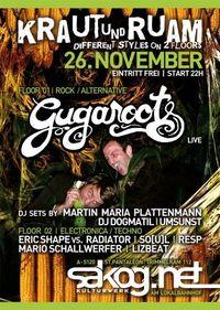 Kraut und Ruam - gugaroots live@Kulturwerk Sakog