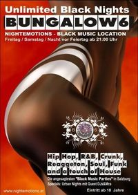 Unlimited Black Nights@Bungalow6