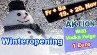 Winter-Opening