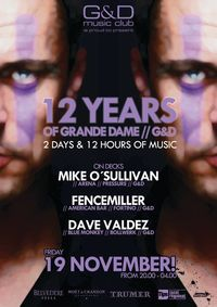 12 Years of Grande Dame / G&D