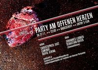 Party am offenen Herzen@Badeschiff
