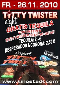 Titty Twister night@Kino-Stadl