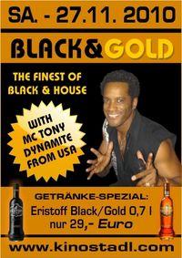 Black & Gold@Kino-Stadl