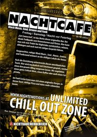 Unlimited Chill Out Zone@Nachtcafe