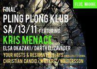 FINAL Pling-Plong Klub@Fluc / Fluc Wanne