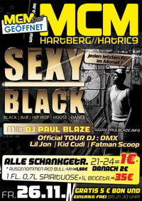 Sexy Black!@MCM Hartberg