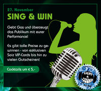 Sing&Win@Disco Soiz