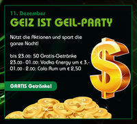 Geiz ist Geil-Party@Disco Soiz