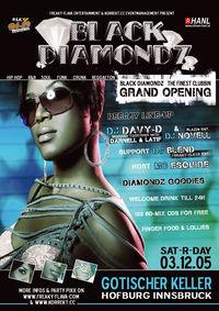 Black Diamondz@Nachtschicht deluxe