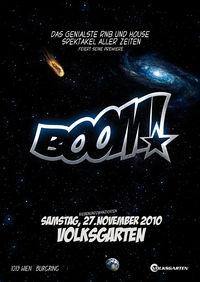 Boom!@Volksgarten Clubdisco