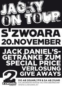 Jacky on Tour
