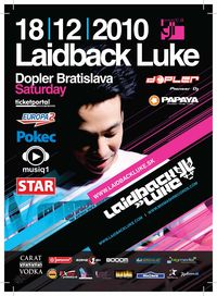 Laidback Luke@Dopler Multicentrum