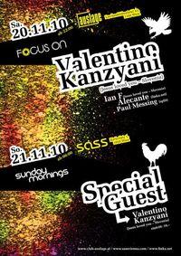 Focus On Valentino Kanzyani@Die Auslage