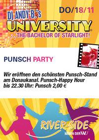 University - Punsch party@River-Side